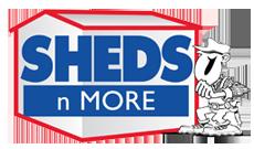 Sheds N More Logo